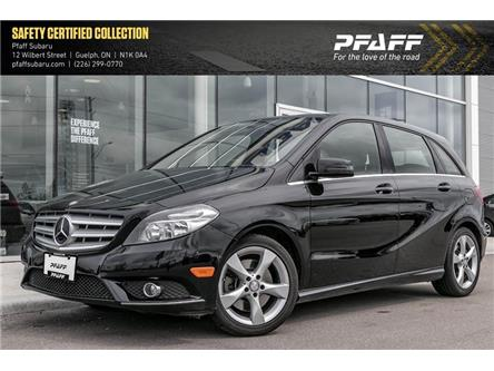 2013 Mercedes-Benz B-Class Sports Tourer (Stk: SU0193A) in Guelph - Image 1 of 21