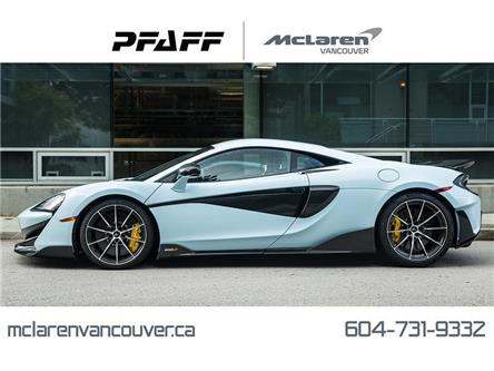 2019 McLaren 600LT Coupe (Stk: MV0284) in Vancouver - Image 1 of 22