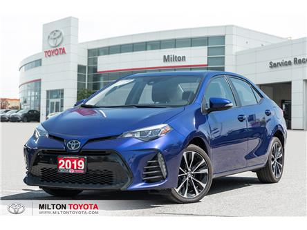 2019 Toyota Corolla SE (Stk: 202240) in Milton - Image 1 of 18