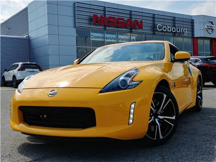 2020 Nissan 370Z Sport (Stk: CLM823537) in Cobourg - Image 1 of 23