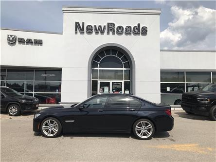 2013 BMW 750  (Stk: 24837T) in Newmarket - Image 1 of 18