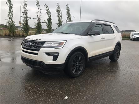 2018 Ford Explorer XLT (Stk: 20EX009A) in Ft. Saskatchewan - Image 1 of 26