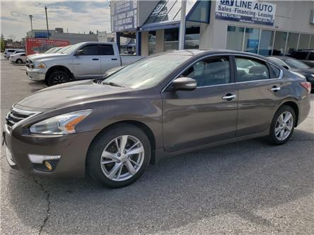 2013 Nissan Altima 2.5 SL (Stk: ) in Concord - Image 1 of 20