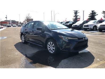 2020 Toyota Corolla LE (Stk: 200521) in Calgary - Image 1 of 24