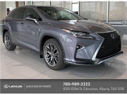 2018 Lexus RX 350 Base (Stk: LL00181A) in Edmonton - Image 1 of 19