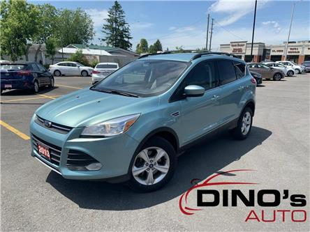 2013 Ford Escape SE (Stk: D04778) in Orleans - Image 1 of 22