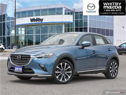 2019 Mazda CX-3 GT (Stk: P17587) in Whitby - Image 1 of 27
