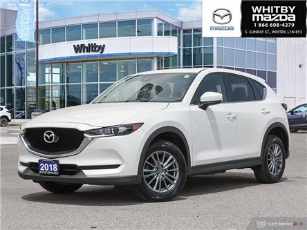 2018 Mazda CX-5 GS (Stk: P17589) in Whitby - Image 1 of 27