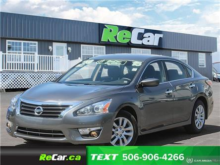2015 Nissan Altima 2.5 S (Stk: 200117A) in Saint John - Image 1 of 21