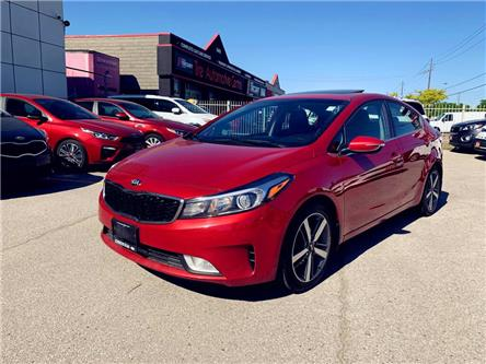 2017 Kia Forte  (Stk: 8273A) in North York - Image 1 of 18