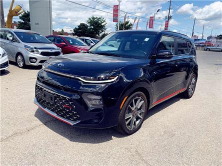 2020 Kia Soul  (Stk: 8491A) in North York - Image 1 of 30