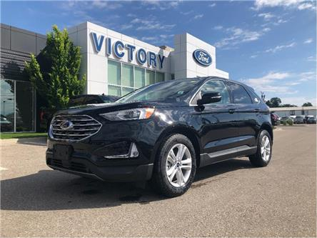 2020 Ford Edge SEL (Stk: VEG19374) in Chatham - Image 1 of 18