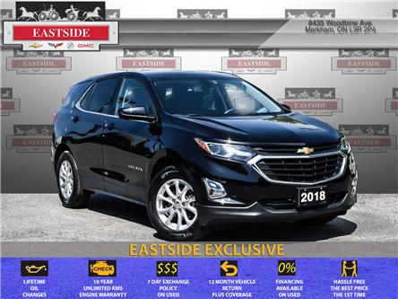 2018 Chevrolet Equinox LT (Stk: 335647B) in Markham - Image 1 of 27