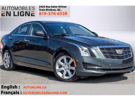 2015 Cadillac ATS 2.0L Turbo (Stk: 118808) in Trois Rivieres - Image 1 of 28