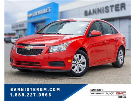 2014 Chevrolet Cruze 1LT (Stk: P20-141) in Edson - Image 1 of 18