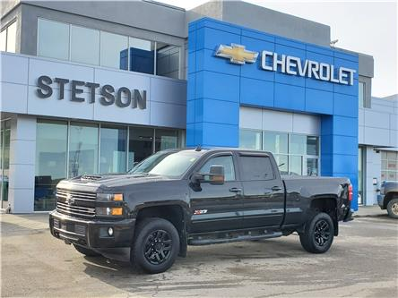 2019 Chevrolet Silverado 2500HD LTZ (Stk: 20-056A) in Drayton Valley - Image 1 of 12