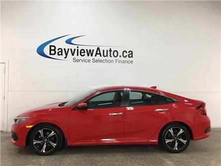 2018 Honda Civic Touring (Stk: 36573W) in Belleville - Image 1 of 30