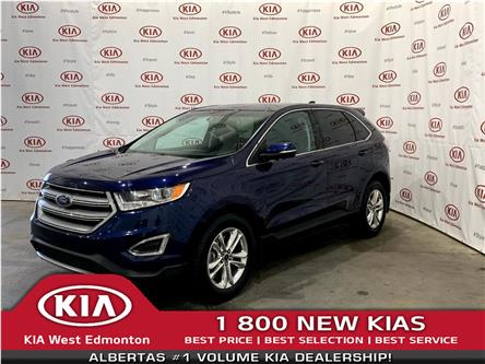 2016 Ford Edge SEL (Stk: 22383A) in Edmonton - Image 1 of 29