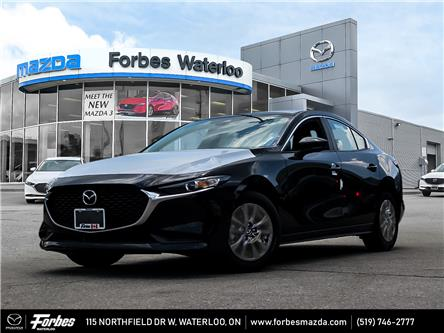 2020 Mazda Mazda3 GS (Stk: A6948) in Waterloo - Image 1 of 14