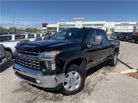 2020 Chevrolet Silverado 3500HD LTZ (Stk: LF143690) in Calgary - Image 1 of 25
