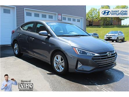 2020 Hyundai Elantra Preferred (Stk: U2502) in Saint John - Image 1 of 19