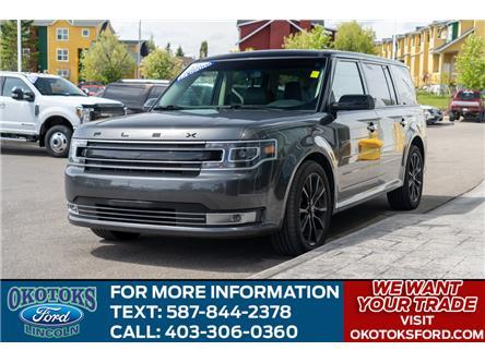 2019 Ford Flex Limited (Stk: B81612) in Okotoks - Image 1 of 9