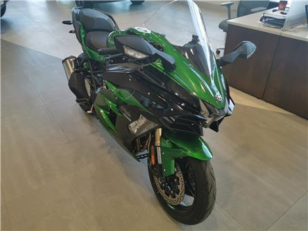 2019 Kawasaki Ninja Base (Stk: P20-25A) in Huntsville - Image 1 of 15