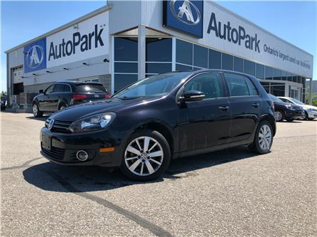 2013 Volkswagen Golf 2.0 TDI Comfortline (Stk: 13-29787MB) in Barrie - Image 1 of 22
