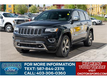 2015 Jeep Grand Cherokee Overland (Stk: L-551A) in Okotoks - Image 1 of 24