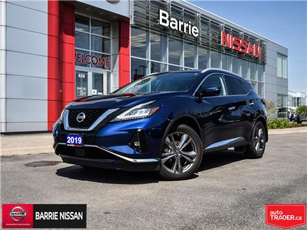 2019 Nissan Murano Platinum (Stk: 19332) in Barrie - Image 1 of 30