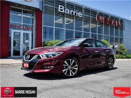 2018 Nissan Maxima SL (Stk: P4646) in Barrie - Image 1 of 30
