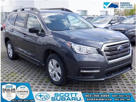 2019 Subaru Ascent Convenience (Stk: 62248U) in Red Deer - Image 1 of 19