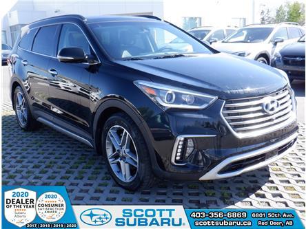 2017 Hyundai Santa Fe XL Ultimate (Stk: 94292U) in Red Deer - Image 1 of 21