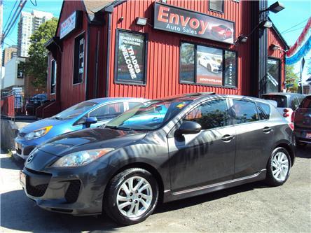 2012 Mazda Mazda3 Sport GS-SKY (Stk: ) in Ottawa - Image 1 of 27