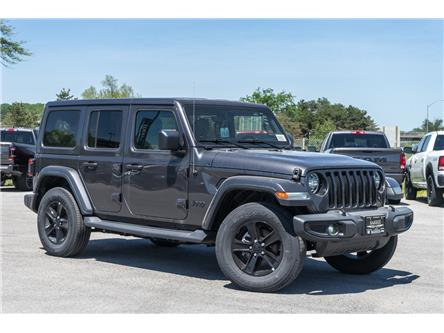 2020 Jeep Wrangler Unlimited Sahara (Stk: 33675) in Barrie - Image 1 of 19