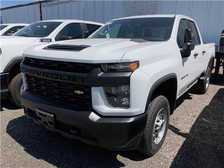 2020 Chevrolet Silverado 2500HD Work Truck (Stk: V0G053) in Mississauga - Image 1 of 5