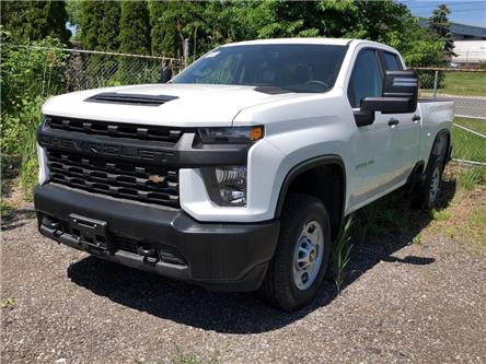 2020 Chevrolet Silverado 2500HD Work Truck (Stk: V0G051) in Mississauga - Image 1 of 5