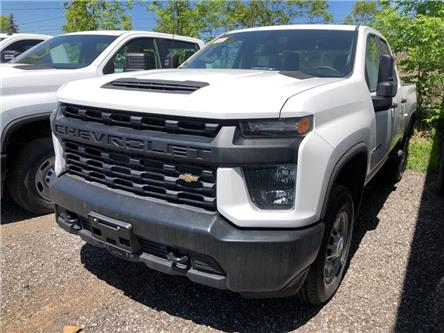 2020 Chevrolet Silverado 2500HD Work Truck (Stk: V0G050) in Mississauga - Image 1 of 5