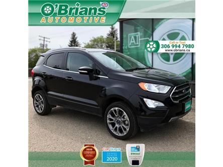 2018 Ford EcoSport Titanium (Stk: 13289A) in Saskatoon - Image 1 of 19