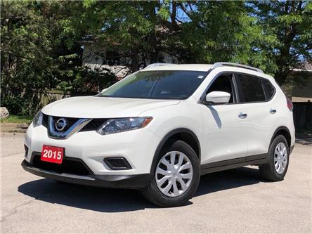 2015 Nissan Rogue BACKUP CAM |BLUETOOTH| HEATED SEATS (Stk: 5650) in Stoney Creek - Image 1 of 19