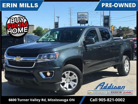 2018 Chevrolet Colorado LT (Stk: UM17725) in Mississauga - Image 1 of 17