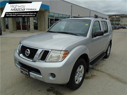2008 Nissan Pathfinder S V6 at (Stk: A0285A) in Steinbach - Image 1 of 18
