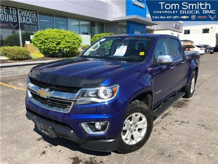 2016 Chevrolet Colorado LT (Stk: 190878A) in Midland - Image 1 of 17