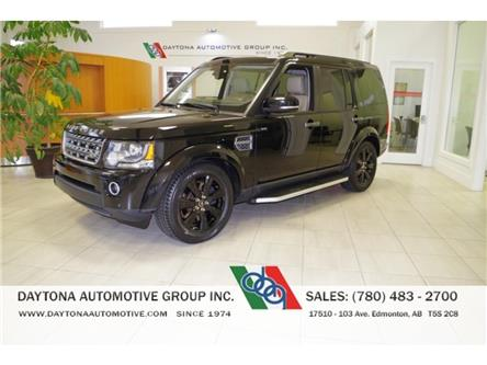 2016 Land Rover LR4 Base (Stk: 3221-2) in Edmonton - Image 1 of 20