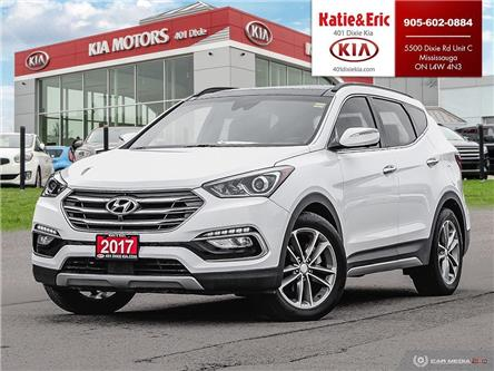 2017 Hyundai Santa Fe Sport 2.0T Ultimate (Stk: SO20014A) in Mississauga - Image 1 of 28
