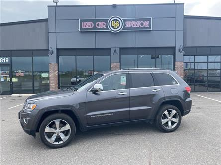 2016 Jeep Grand Cherokee Limited (Stk: 3897A) in Thunder Bay - Image 1 of 18