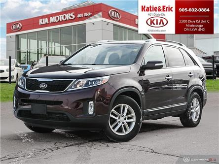 2014 Kia Sorento LX (Stk: ST20069A) in Mississauga - Image 1 of 28