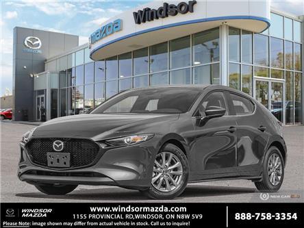 2020 Mazda Mazda3 Sport GS (Stk: M38319) in Windsor - Image 1 of 23