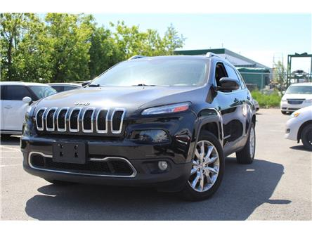 2015 Jeep Cherokee Limited (Stk: SL271A) in Ottawa - Image 1 of 24