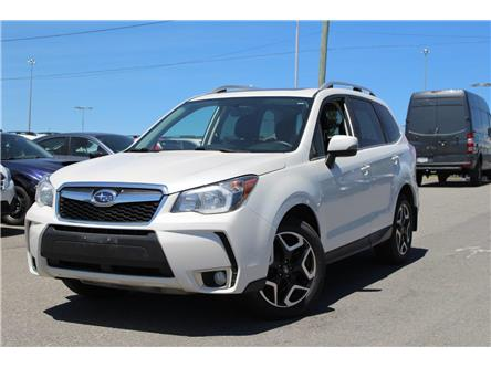 2016 Subaru Forester 2.0XT Touring (Stk: P2260) in Ottawa - Image 1 of 26